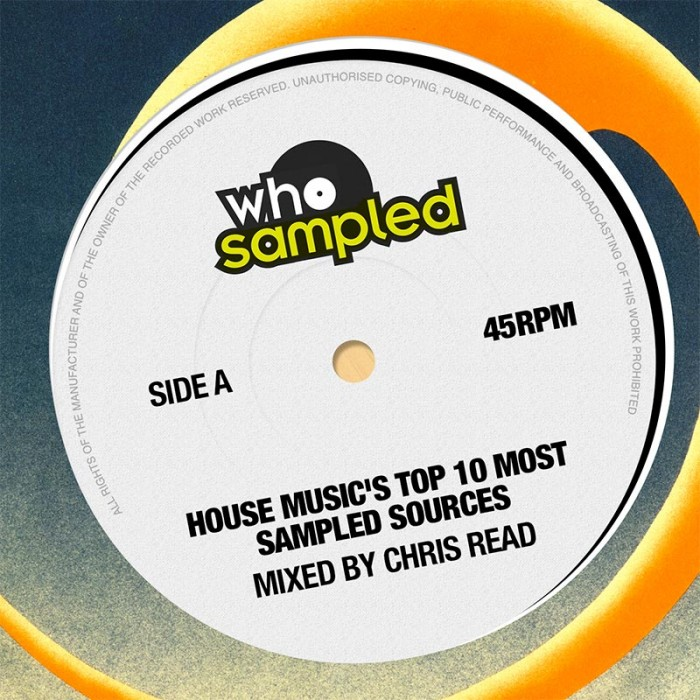 Whosampled guest mix house music s top 10 most sampled for House music top 10