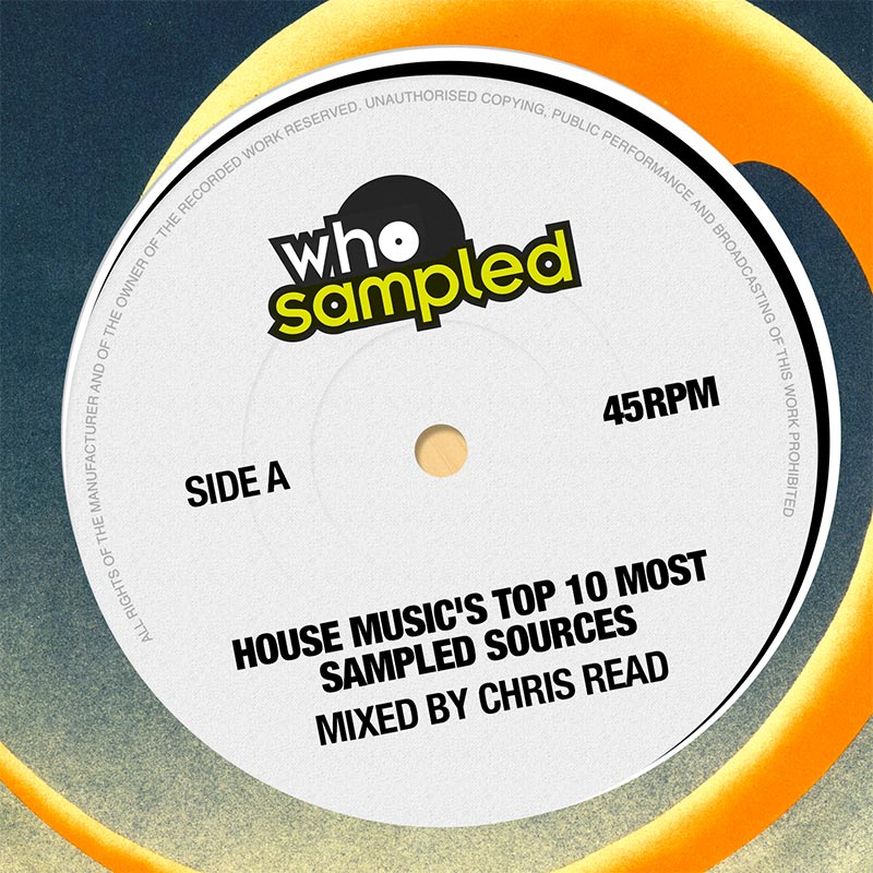 Whosampled Guest Mix House Music S Top 10 Most Sampled