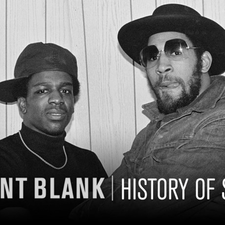Point Blank_History of Sampling