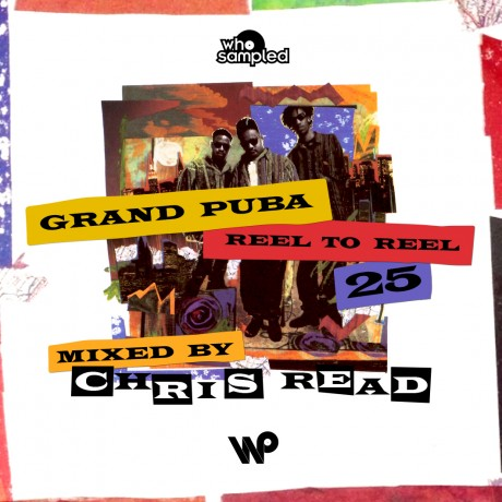 Grand Puba_Reel to Reel 25th Anniversary Mixtape