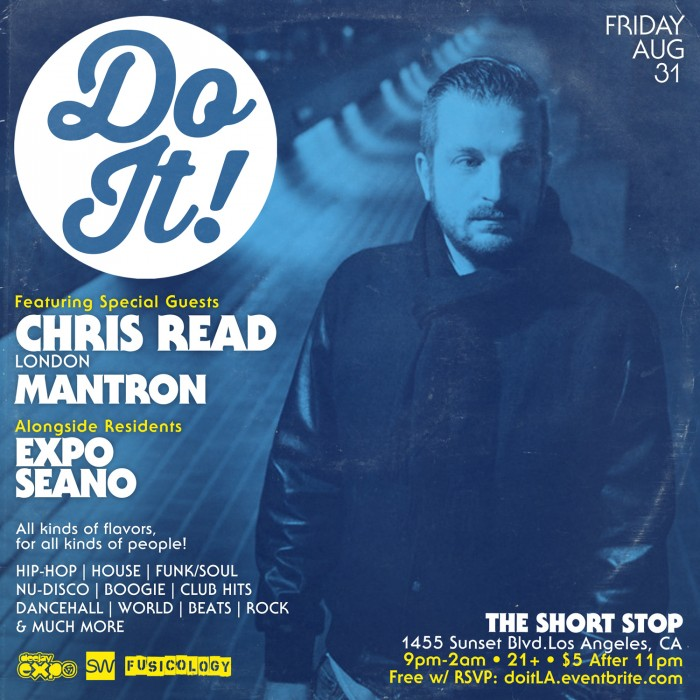 DO IT - CHRIS READ