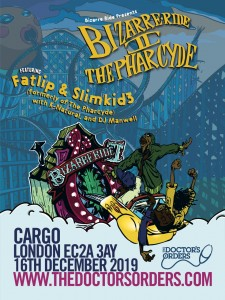 BizarreRideTourPoster_LONDON-01